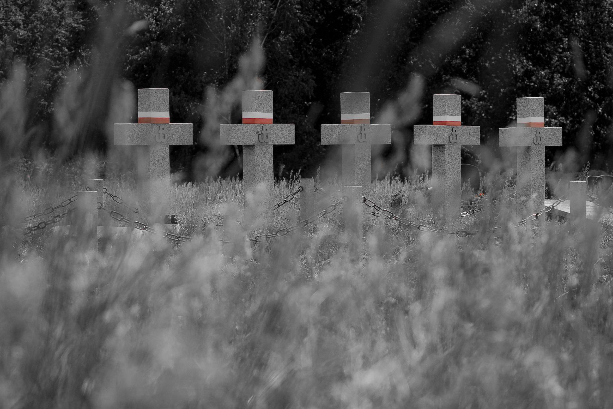 Dubicze, Litwa – kwatera żołnierzy AK