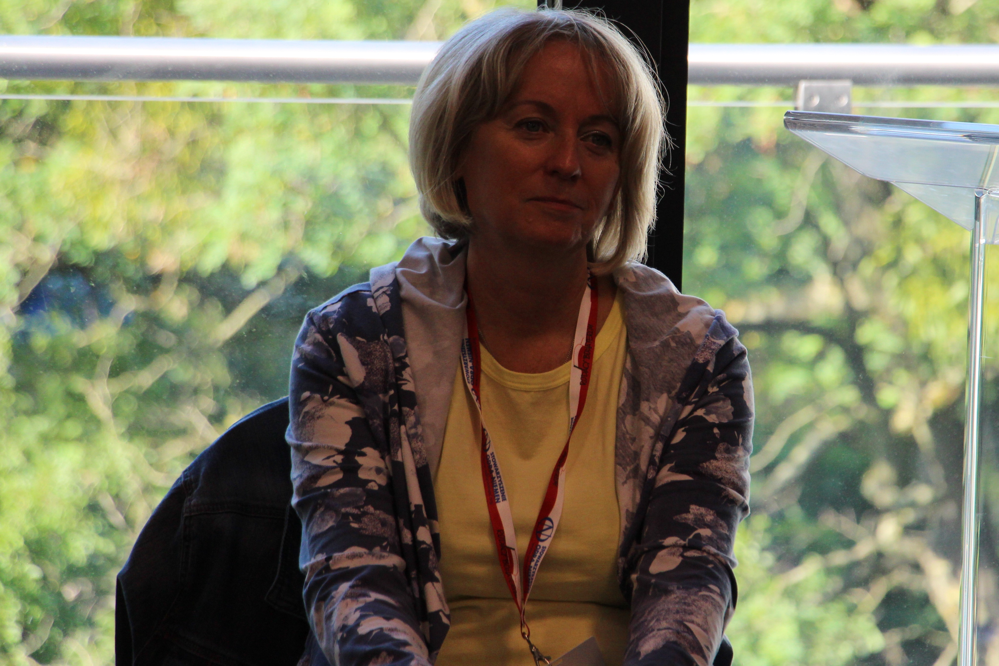 Grażyna Piotrowicz, Sekretarz Zarządu Głównego Odra-Niemen