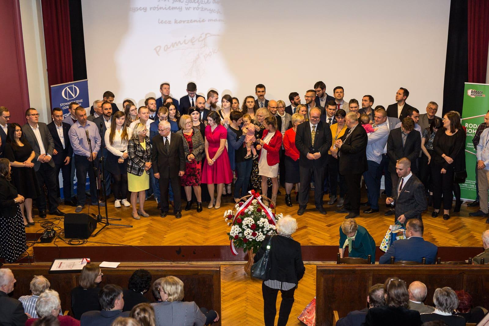 10- lecie Stowarzyszenia Odra-Niemen – ekipa Odry-Niemen