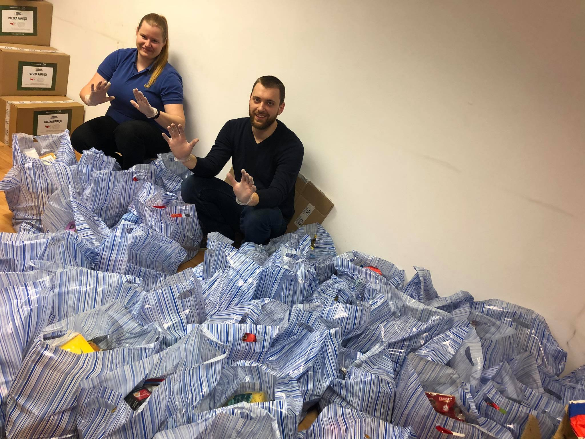 Czas pandemii – wolontariat