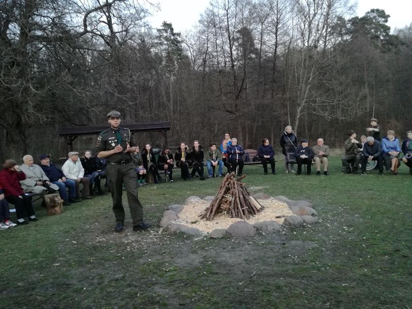 Międzypokoleniowe spotkania na Mazurach, Łańsk 2019