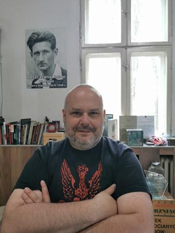 Eugeniusz Gosiewski, współzałożyciel Stowarzyszenia Odra-Niemen