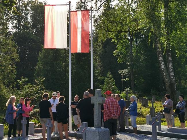 Ławkiesy – polska kwatera