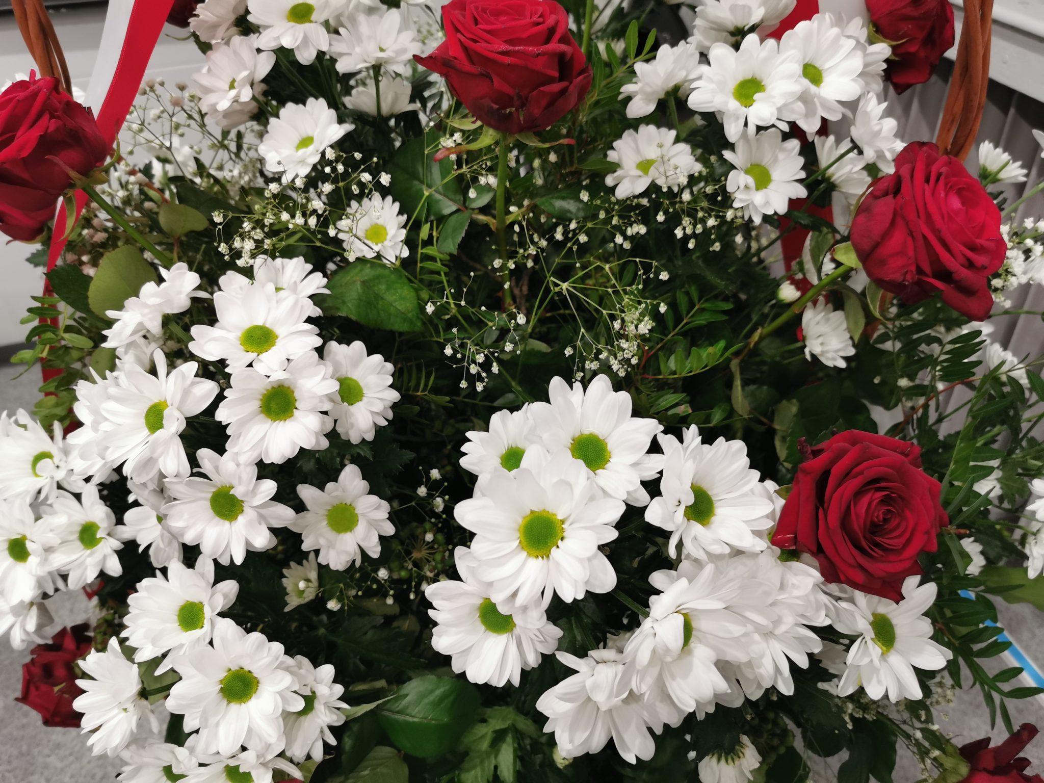kwiaty dla najlepszych
